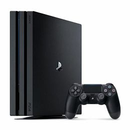 GAM SONY PS4 Pro 1TB G chassis Black