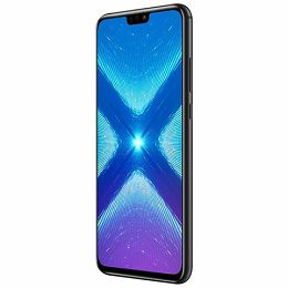 Honor 8X DS 64GB Black