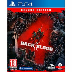 Back 4 Blood Deluxe Edition PS4 Preorder