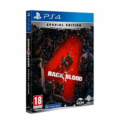 Back 4 Blood Special Day1 Edition PS4 Preorder
