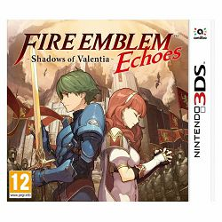 Fire Emblem Echoes Shadows of Valentia 3DS