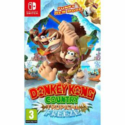 Donkey Kong Country Tropical Freeze Switch