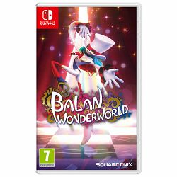 Balan Wonderworld SWITCH