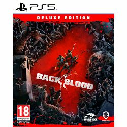 Back 4 Blood Deluxe Edition PS5 Preorder