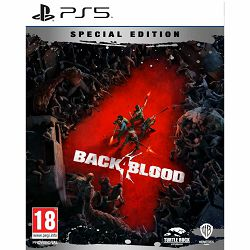 Back 4 Blood Special Day1 Edition PS5 Preorder