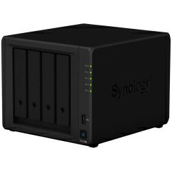 "Synology DS420+ DiskStation 4-bay NAS server, 2.5""/3.5"" HDD/SSD podrška, Hot Swappable HDD, Wake on LAN/WAN, 2GB, 2×G-LAN, 2×USB3.0"