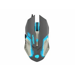 Fury Warrior, 3200dpi, gaming miš, USB