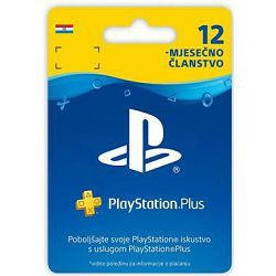 GAM SONY PS4 Plus Card 365 Days Hanger