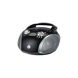 Grundig radio cd player GRB 2000 USB Black/Silver
