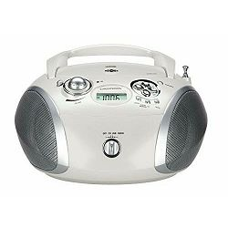 Grundig radio cd player GRB 2000 USB Pearl White/Silver