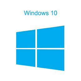 Microsoft Windows 10 Home 64-bit CRO OEM DVD