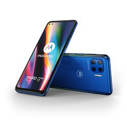 Motorola G 5G Plus 6+128 GB Surfing Blue