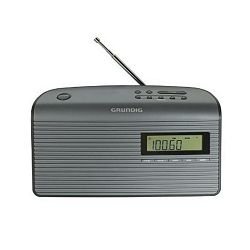 Grundig prijenosni radio Music 61 Black/Graphite