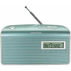 Grundig digitalni radio Music MS 7000 DAB+ Mint / Silver
