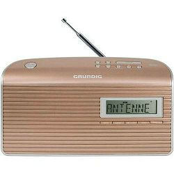 Grundig digitalni radio Music RS 7000 DAB+ Rosegold / Silver