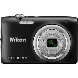 NIKON COOLPIX A100+SD/16GB+TORBICA Black