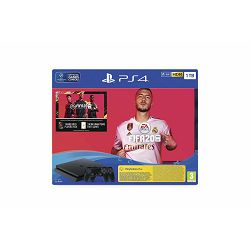 PlayStation 4 1TB F chassis + FIFA 20 + Dualshock WiFi Controller + FUT 20 VCH + PS Plus 14 Days Preorder