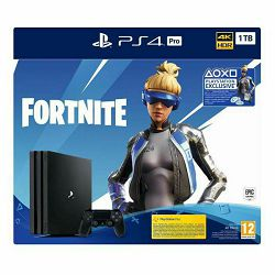 PlayStation 4 Pro 1TB G chassis + Fortnite VCH (2019) + The Last of Us 2