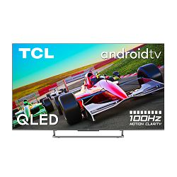 """TCL QLED TV 75"""" 75C725, Android TV"""